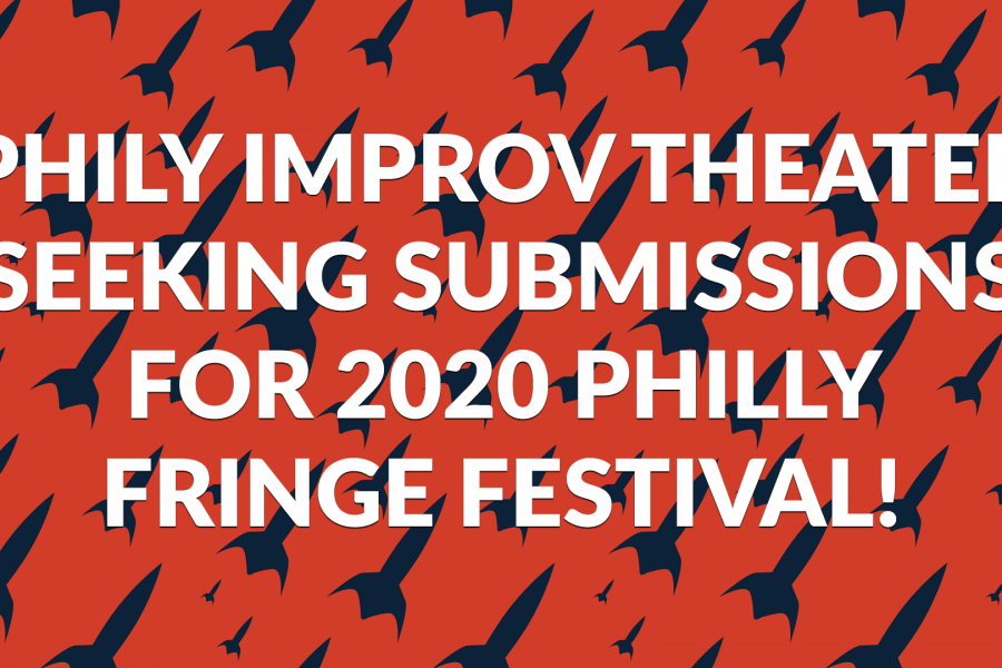 Submit Your 2020 Fringe Festival Show Idea to PHIT!