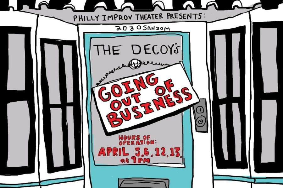 Going Out of Business. Q+A With The Decoy!