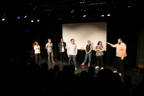 NEW IMPROV TEAM AUDITIONS ON SUNDAY 10/28!