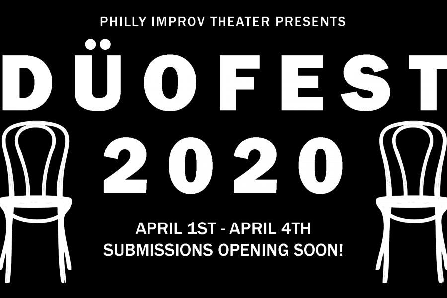 Apply to be a Producer for Duofest 2020!
