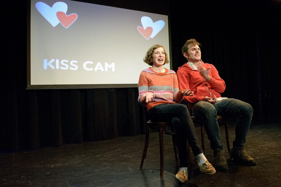 SEEKING ACTORS FOR 2019 VALENTINE'S DAY SKETCH SHOW