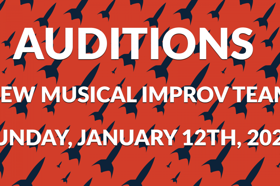Auditions For A New Musical Improv Team at PHIT!