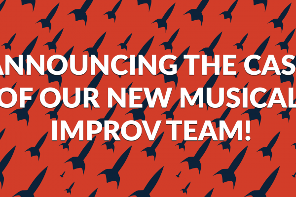 Announcing the Cast of the New Musical Improv Team at PHIT!