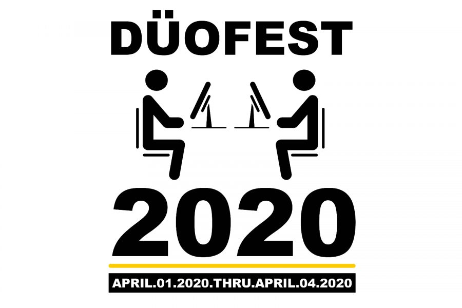 Duofest 2020 Online – April 1st through April 4th!